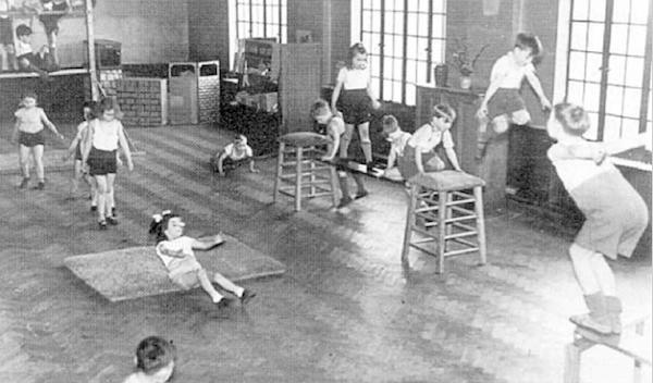 first grade 1900